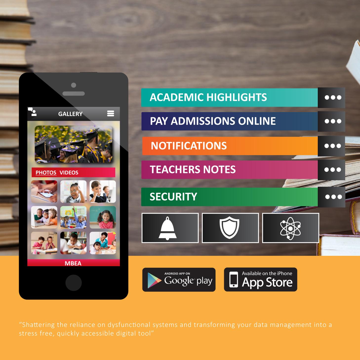 Digital Marketing Barbados Recent work mobile apps